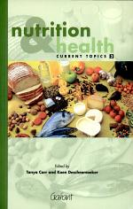 Nutrition and Health - Current topics - 3