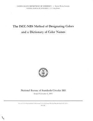 Circular of the Bureau of Standards PDF
