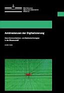 Ambivalenzen der Digitalisierung PDF