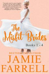The Misfit Brides Boxed Set: Books 1-4