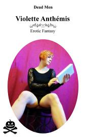 Erotic fantasy: Violette Anthémis - Halloween