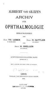 Albrecht von Graefes Archiv f  r klinische und experimentelle Ophthalmologie PDF
