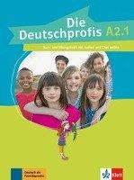 Die Deutschprofis A2 1  Kurs  und   bungsbuch   Audios und Clips online PDF