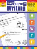 Daily 6 Trait Writing  Grade 1 PDF