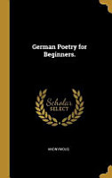 German Poetry for Beginners  PDF