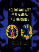 Neuropsychiatry and Behavioral Neuroscience PDF