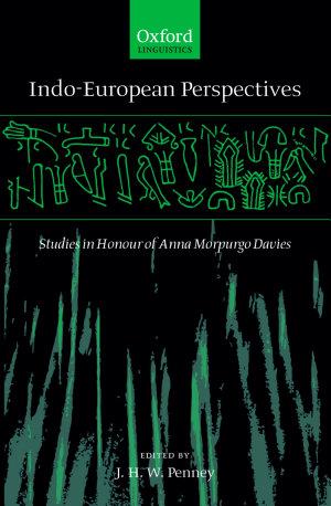 Indo-European Perspectives