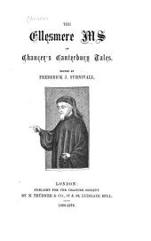 The Ellesmere Ms. of Chaucer's Canterbury Tales: Part 8