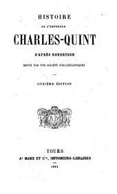 Histoire de l'empereur Charles-Quint