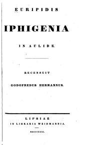 Euripidis Iphigenia in Aulide