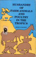 Husbandry of Farm Animals and Poultry in the Tropics PDF