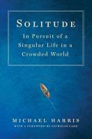 Solitude PDF