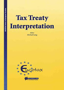 Tax Treaty Interpretation PDF