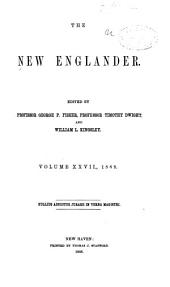 New Englander and Yale Review: Volume 27