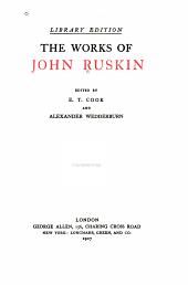 The Works of John Ruskin: Volume 31