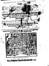 Enchiridion Cosmographicvm, das ist: Ein Handtbüchlin, der gantzen Welt gelegenheit: also kurtz vnd nach notturfft volkommentlich begreiffende, wie solches andere berhümbte Cosmographi, als Munsterus, Ortelius, ...beschrieben : Darauß man nicht allein die form vnd gestalt des Erdbodens, sonder auch seine abtheilung, jedes landes ort, sitten ... mit lust vnnd nutz erlehrnen kan