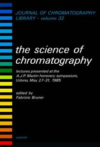 The Science of Chromatography PDF