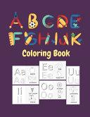 ABCDEFGHIJK Coloring Book