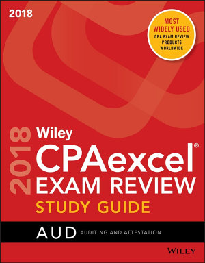 Wiley CPAexcel Exam Review 2018 Study Guide