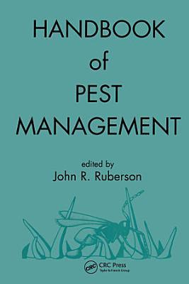 Handbook of Pest Management