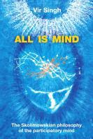 All Is Mind PDF