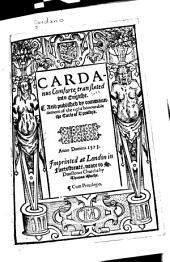 Cardanus Comforte