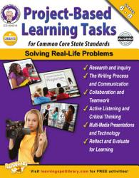 Project Based Learning Tasks for Common Core State Standards   Grades 6   8 PDF
