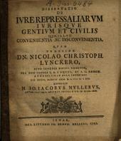 De iure repressaliarum iurisque gentium et civilis qua illud convenientia ac disconveniantia
