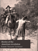 Stories of the American Revolution