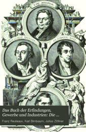 Das Buch der Erfindungen, Gewerbe und Industrien: Die Chemie des täglichen Lebens