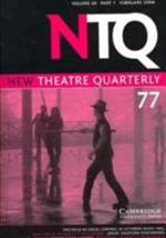 New Theatre Quarterly 77: Volume 20, Part 1