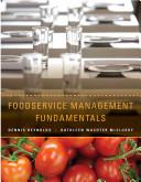 Foodservice Management Fundamentals PDF