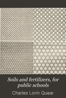 Soils and Fertilizers  for Public Schools PDF