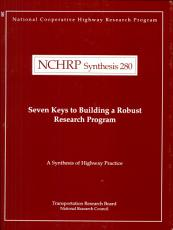 Seven Keys to Building a Robust Research Program PDF