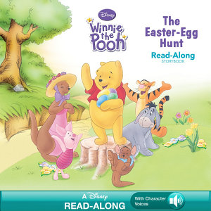Winnie the Pooh  The Easter Egg Hunt Read Along Storybook PDF