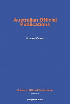 Australian Official Publications