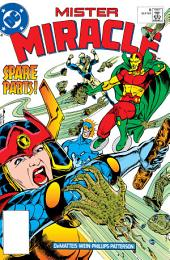 Mister Miracle (1988-) #8