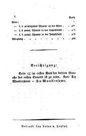 Taschenbuch für Schauspieler und Schauspielfreunde: für das Jahr .... 1823