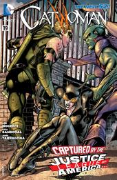 Catwoman (2011-) #19