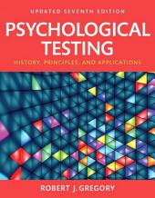 Psychological Testing: History, Principles and Applications, Edition 7