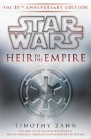 Heir to the Empire  Star Wars Legends PDF