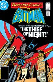 Detective Comics (1937-2011) #529