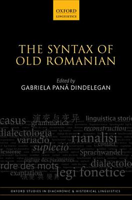 The Syntax of Old Romanian PDF