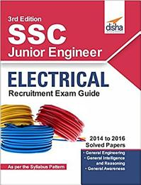 SSC Junior Engineer Electrical Recruitment Exam Guide 3rd Edition