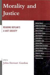 Morality and Justice: Reading Boylan's A Just Society