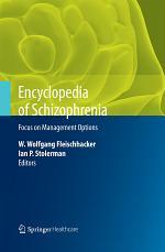 Encyclopedia of Schizophrenia