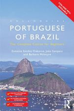 Colloquial Portuguese of Brazil (eBook And MP3 Pack)