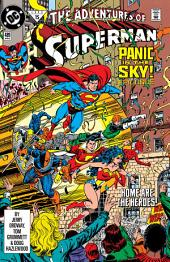 Adventures of Superman (1994-) #489