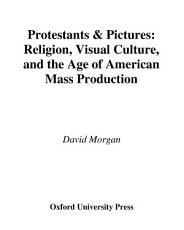 Protestants & Pictures