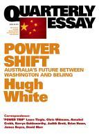 Quarterly Essay 39 Power Shift PDF